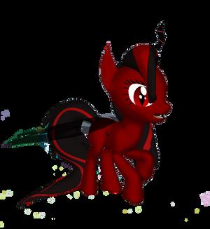 Adoptable: Vampire Pony (OPENED)