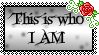 Stamp: This is who I am by PrincessSkyler