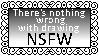 Stamp: NSFW by PrincessSkyler