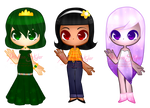 Adoptables: 100 point girls (closed)