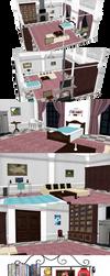 Michaels Room (Vrudia Palace) NO DOWNLOAD by PrincessSkyler