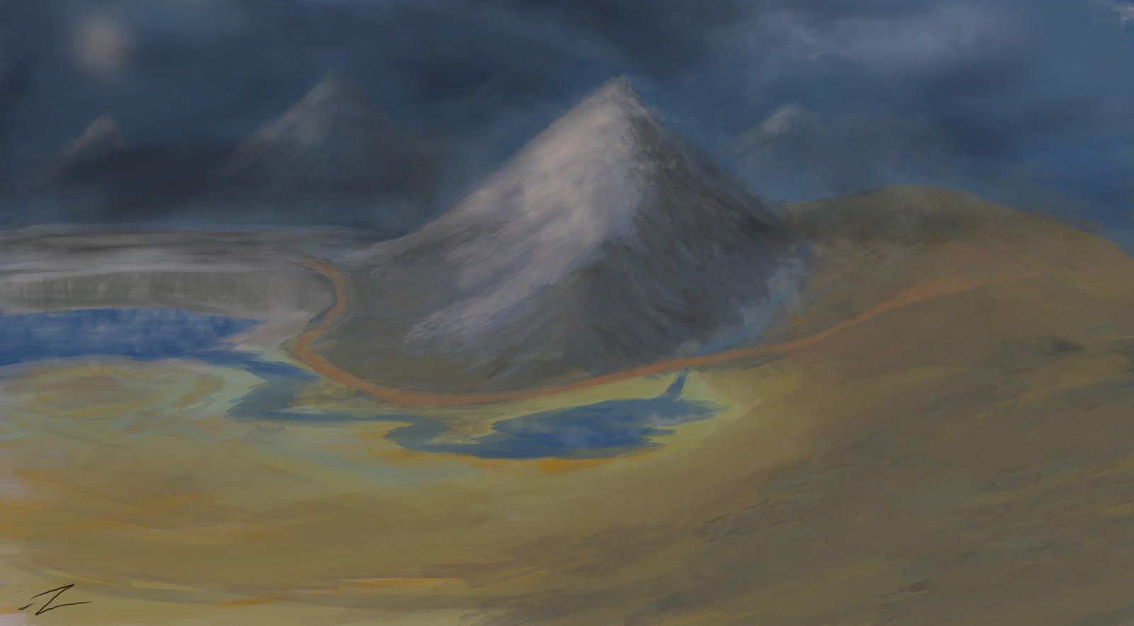 mountain_highlands_by_thesimplezeay-d9dl