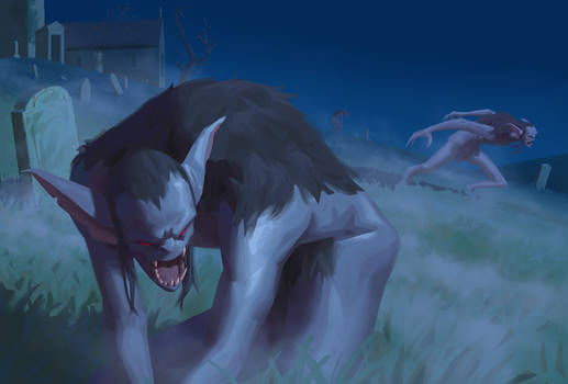 Vampire Ghouls