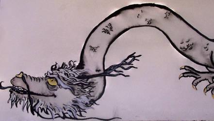 Lazy Dragon