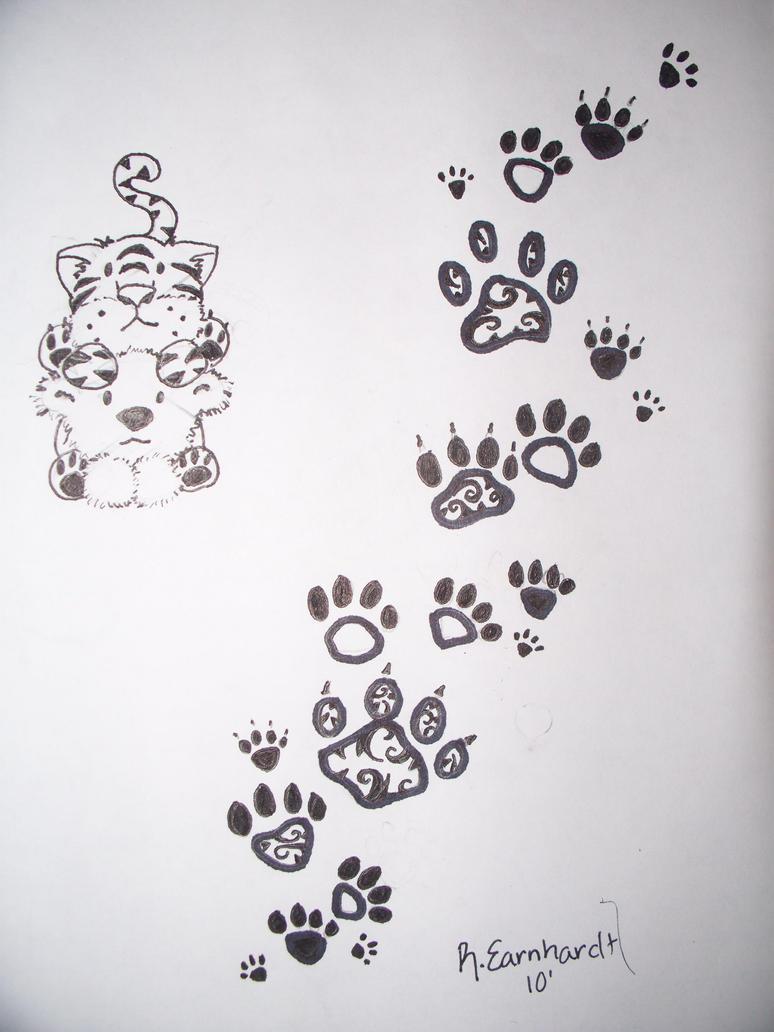Cub luv tattoo by rinikins on deviantart for Bear cub tattoo