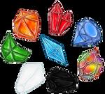 Crystal Items 1
