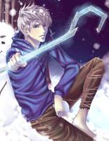 Jack Frost by nekoyasha89