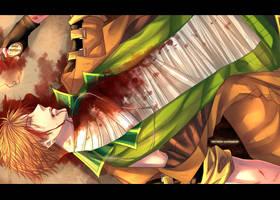 HMLS War : Dying by nekoyasha89