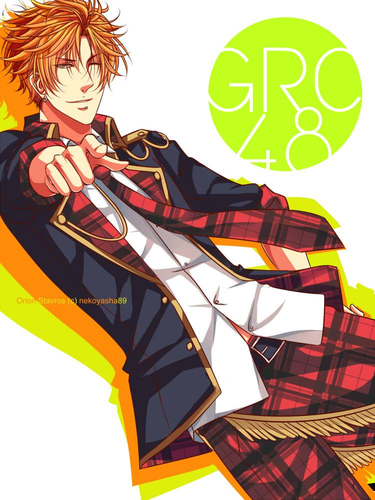 HMLS : GRC48? by nekoyasha89