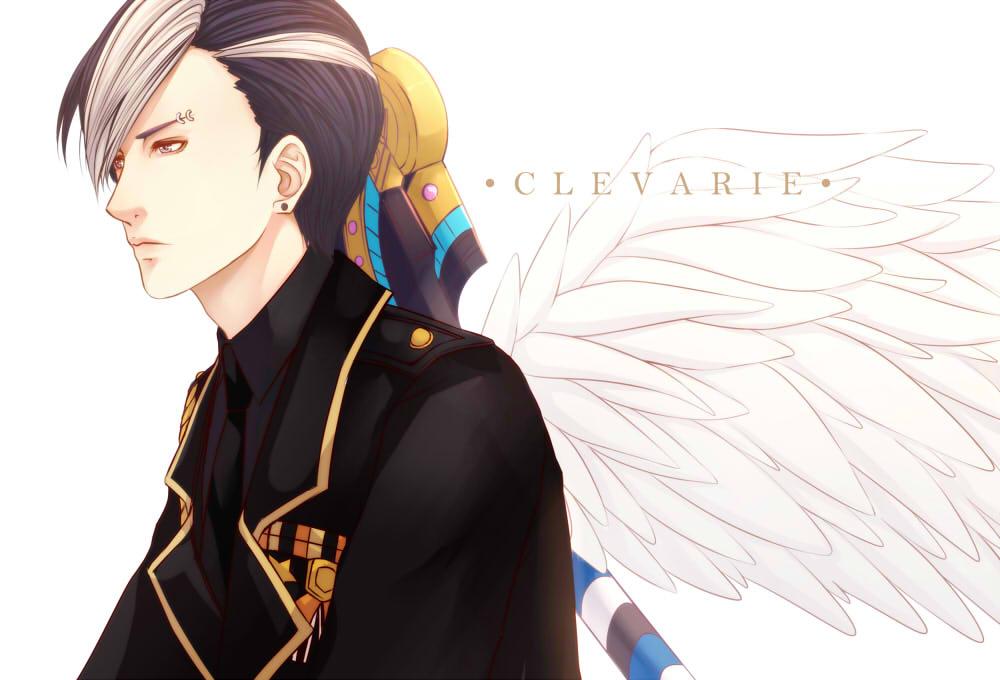 Clevarie - Waiting by nekoyasha89