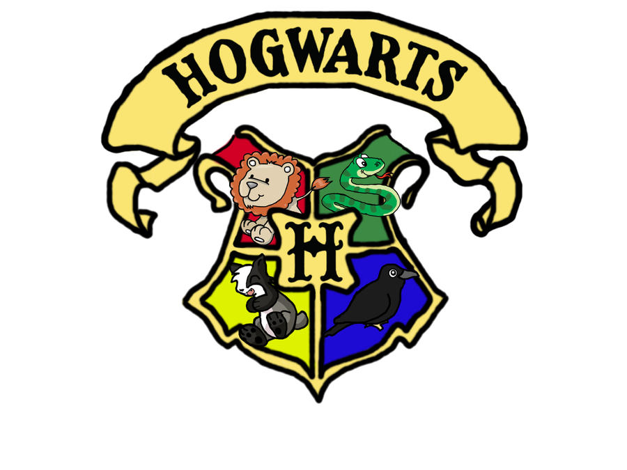 Cute Hogwarts Houses Crest By MattieBoosh On DeviantArt