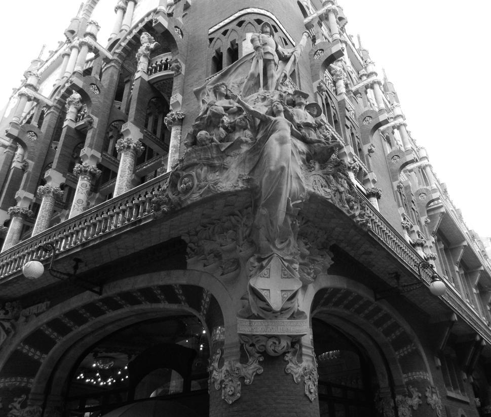 Casa de la musica barcelona by riroku sama on deviantart - Casas de musica en barcelona ...