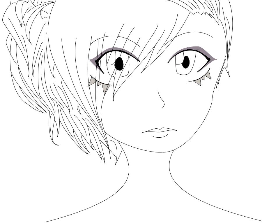 Kei's Art Thingy When_i__m_bored___line_arted_by_ohaikei-d374e4f