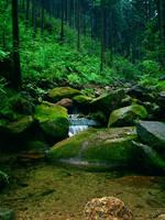 Stream I by Vrolok-stock