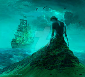 Circe: Greek Goddess by Bluefiregrl