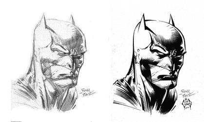 Batman Commission with Finch!!