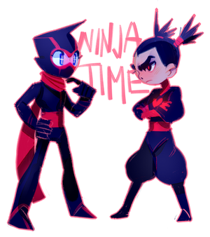 Ninja Buddies