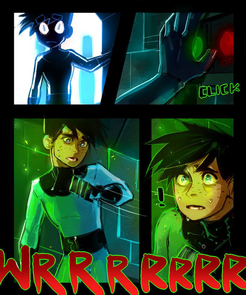 He Was Just 14 - Page 4 by lazerfight on DeviantArt