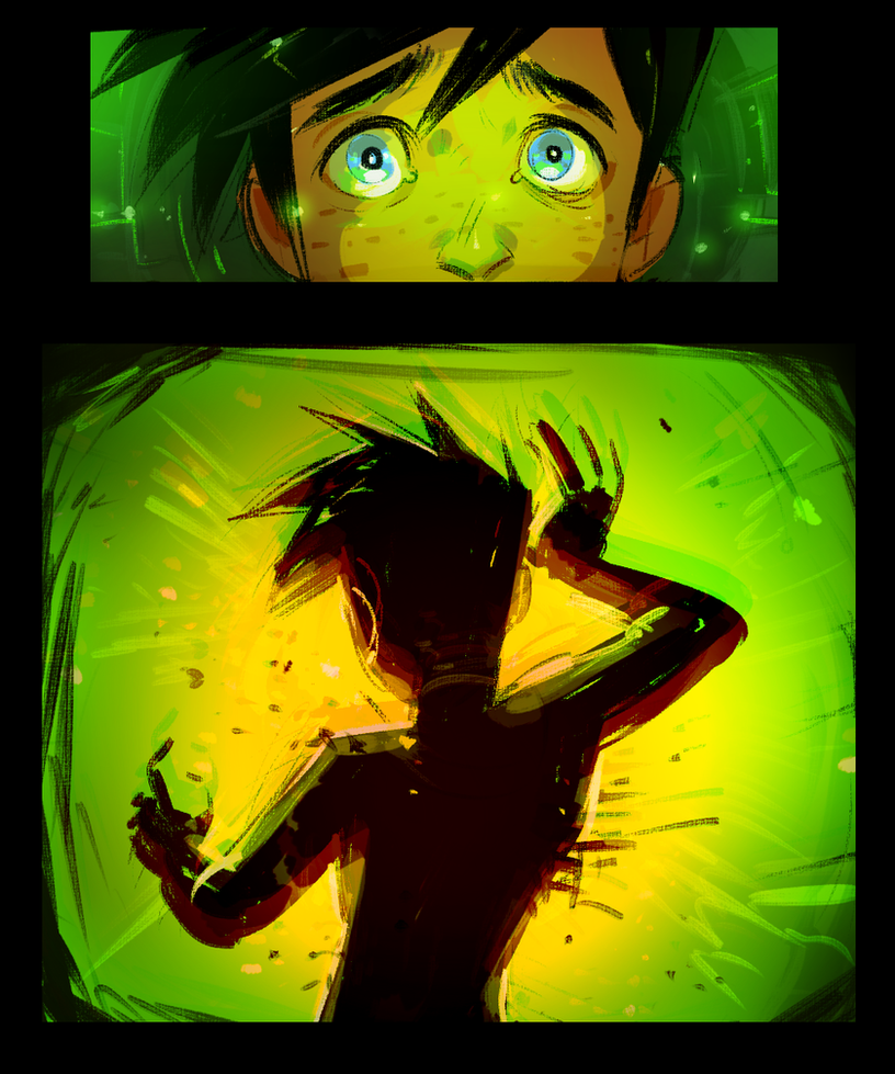 He Was Just 14 - Page 5 by lazerfight on DeviantArt