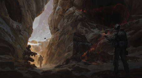 Cavern by SenseDigital