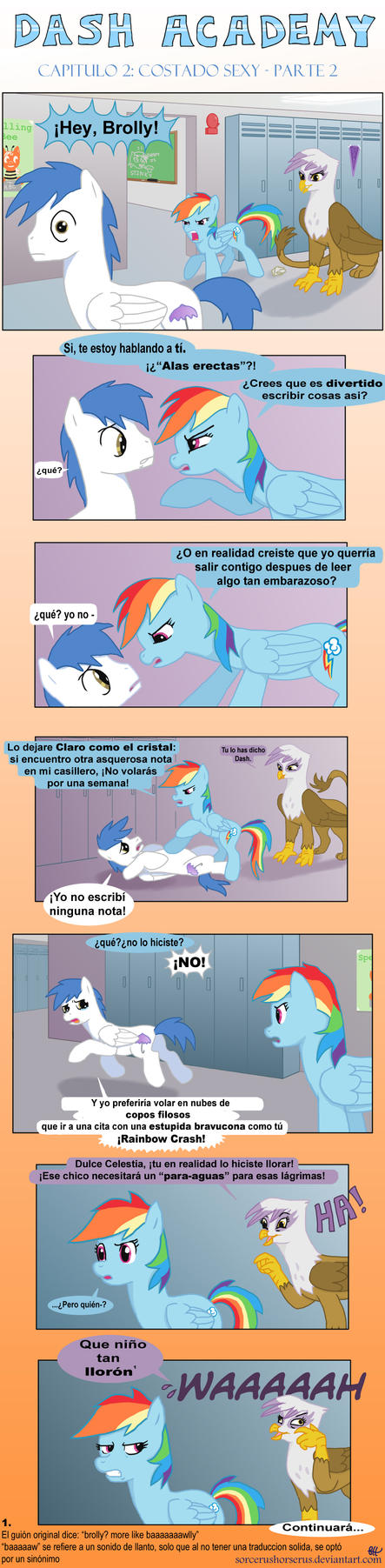 Dash Academy - Hot Flank part. 2 by palafox129