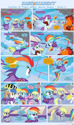 Dash Academy - Old Friends, New Friends Part. 2 by palafox129