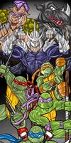 TMNT VS Shredder