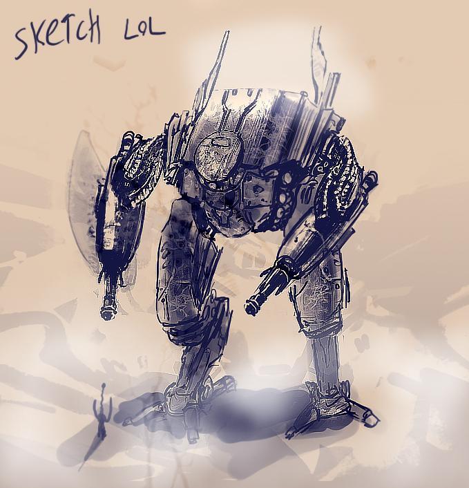 Mech lol by Max-CCCP