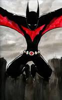 Batman BEYOND by NickPalazzo