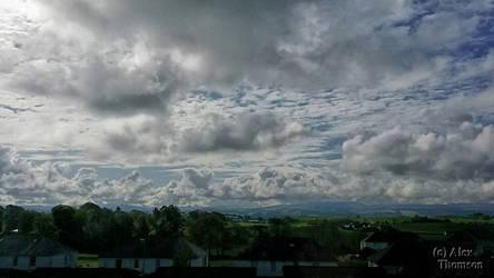 Boisterous cloud