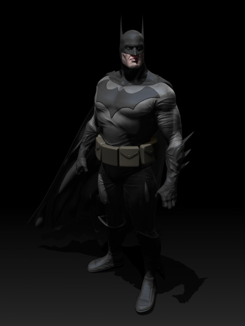 Ben Affleck Batman by Reyknow