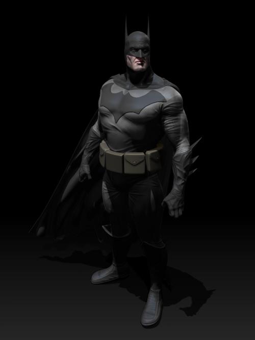 Ben affleck batman by reyknow on deviantart - Ben affleck batman wallpaper ...