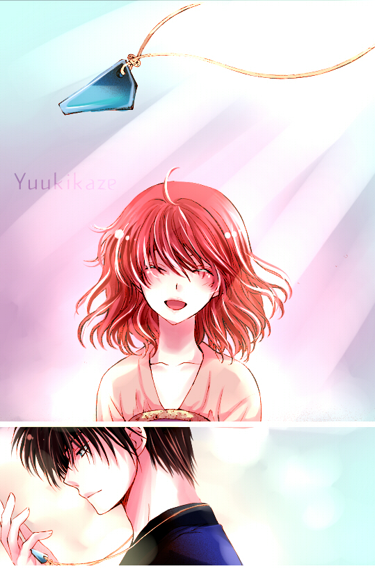 Hak and Yona by IYuukikazeI