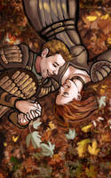 Autumn Love by Amedyr