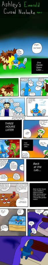 Ashley's Emerald Cursed Nuzlocke Page 2