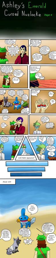 Ashley's Emerald Cursed Nuzlocke Page 4