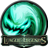 League of legends Spiteful Specter Icon by PonPonMonster