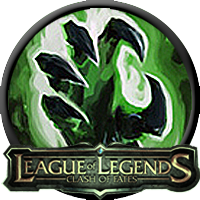 League of legends Baleful Grasp Icon by PonPonMonster