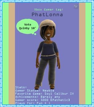 Xbox  Id by photonerd16