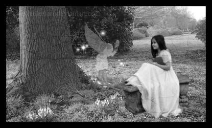 My Fairy Friend by meliaelentari
