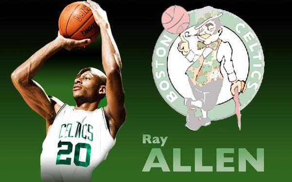 ray allen wallpaper. Ray Allen Wallpaper by