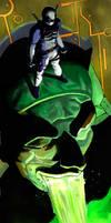 Comic Panel Study: Uncanny X-force 001