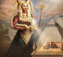 Blessing of Sekhmet