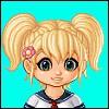 School Girl by cupcakegrl