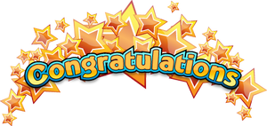 Congrats by WonderfulWiz