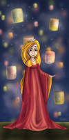 .: Red Dress :.