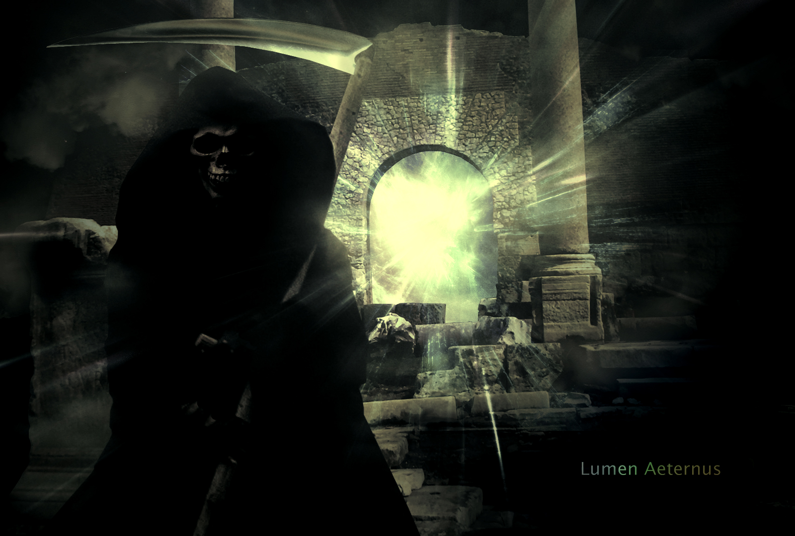 Lumen Aeternus by MaraudingMaster