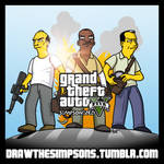 GTA 5 Simpsonized