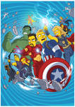 Avengers Age of Ultron Simpsonized