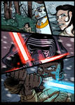 Star Wars - comics page